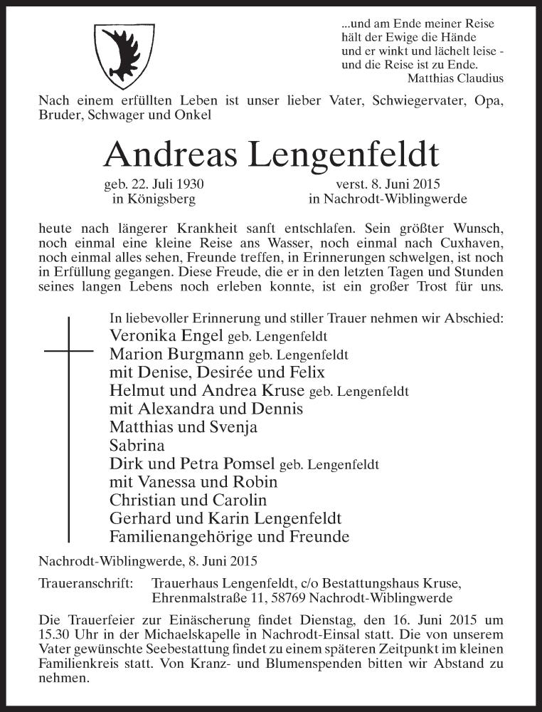 Andreas-Lengenfeldt