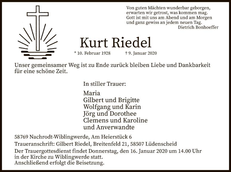Kurt-Riedel