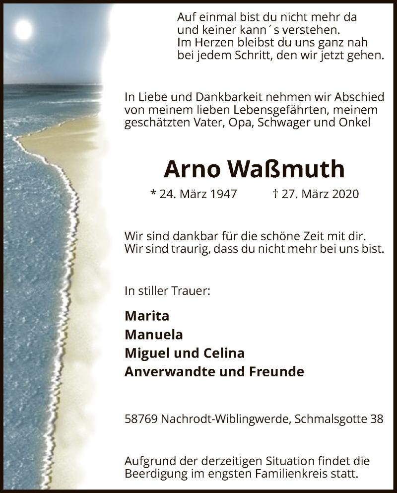 Arno-Waßmuth