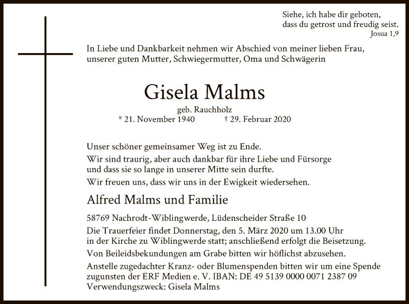 Gisela-Malms