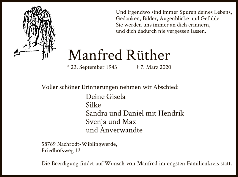 Manfred-Rüther