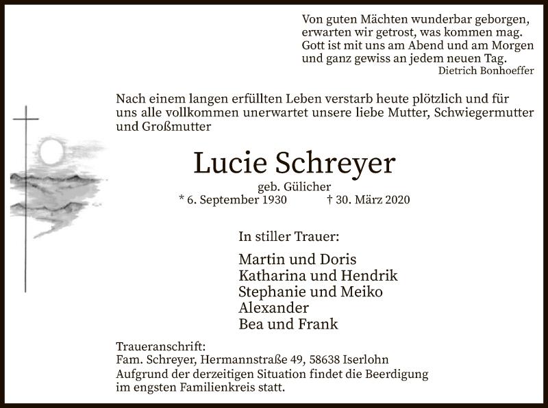 Lucie-Schreyer
