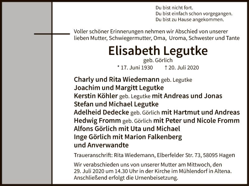 Elisabeth-Legutke