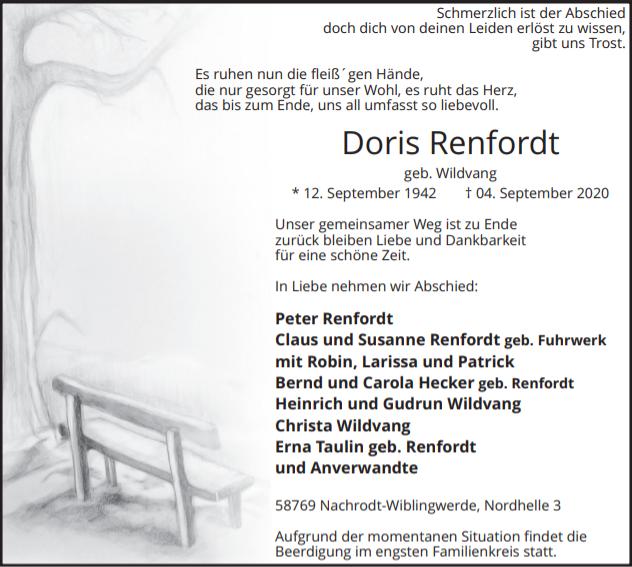 Doris Renfordt