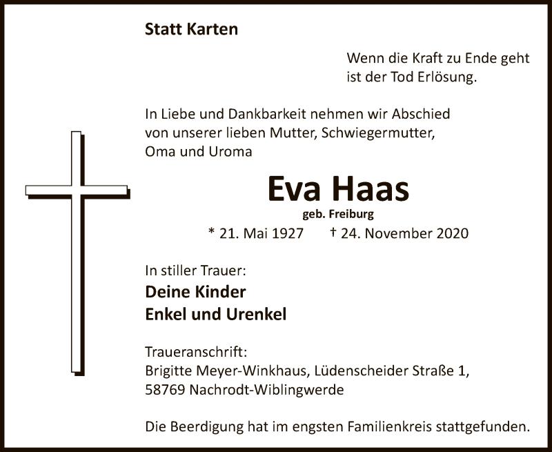 Eva Haas