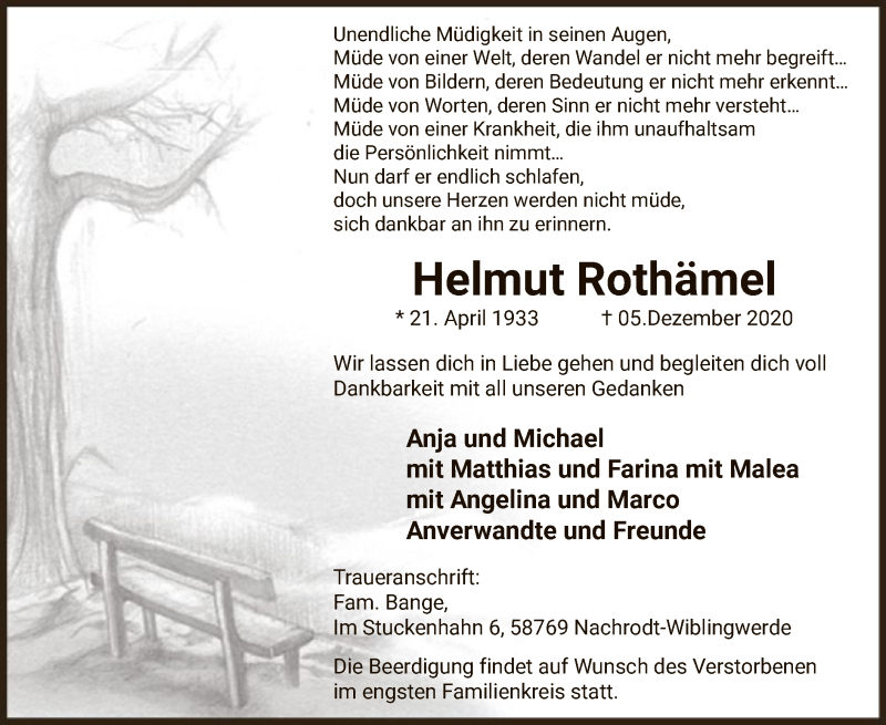 Helmut-Rothämel