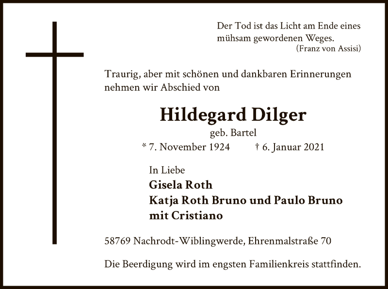 Hildegard-Dilger