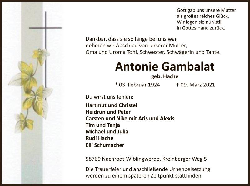 Antonie-Gambalat