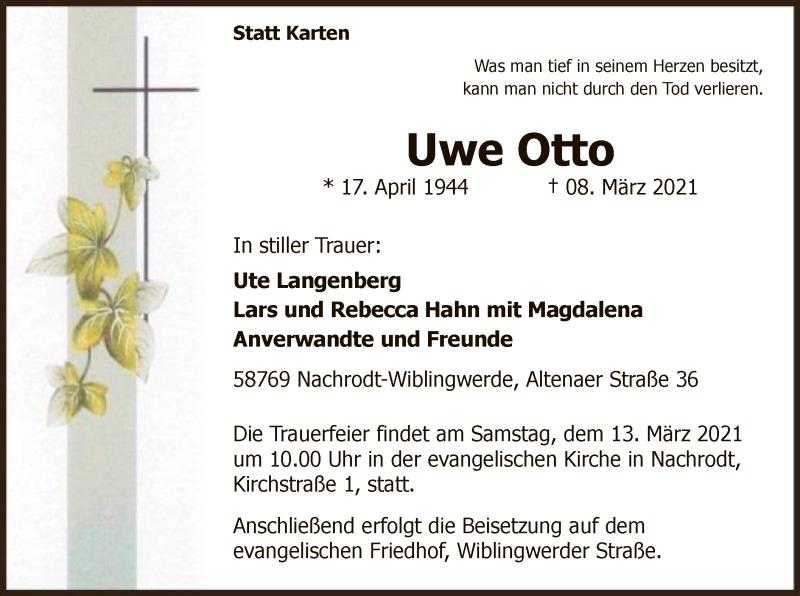 Uwe-Otto