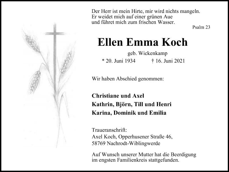 Ellen Koch