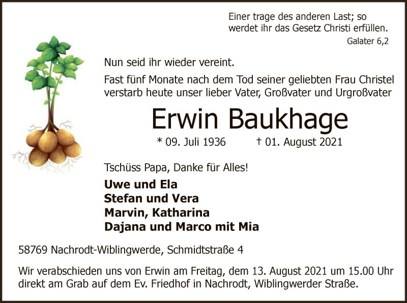 Erwin Baukhage